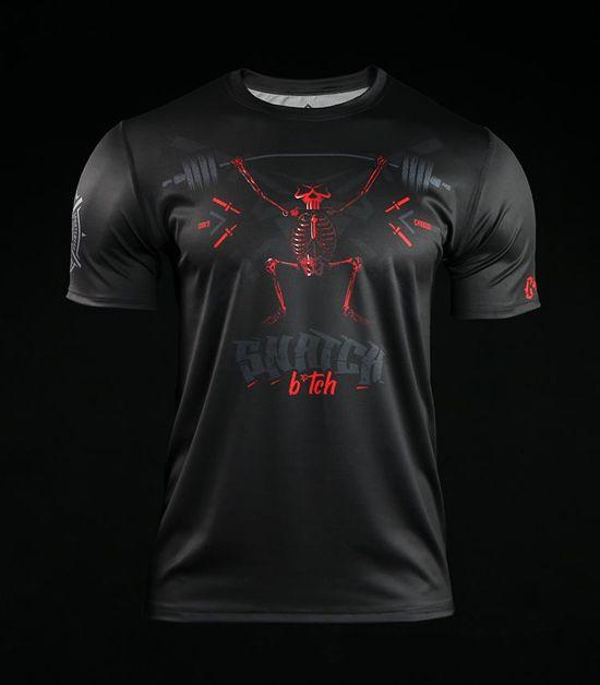 Koszulka treningowa (T-shirt) Crossborn Snatch
