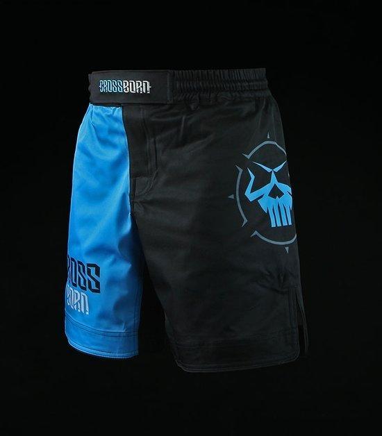 Spodenki treningowe Crossborn Classic Blue